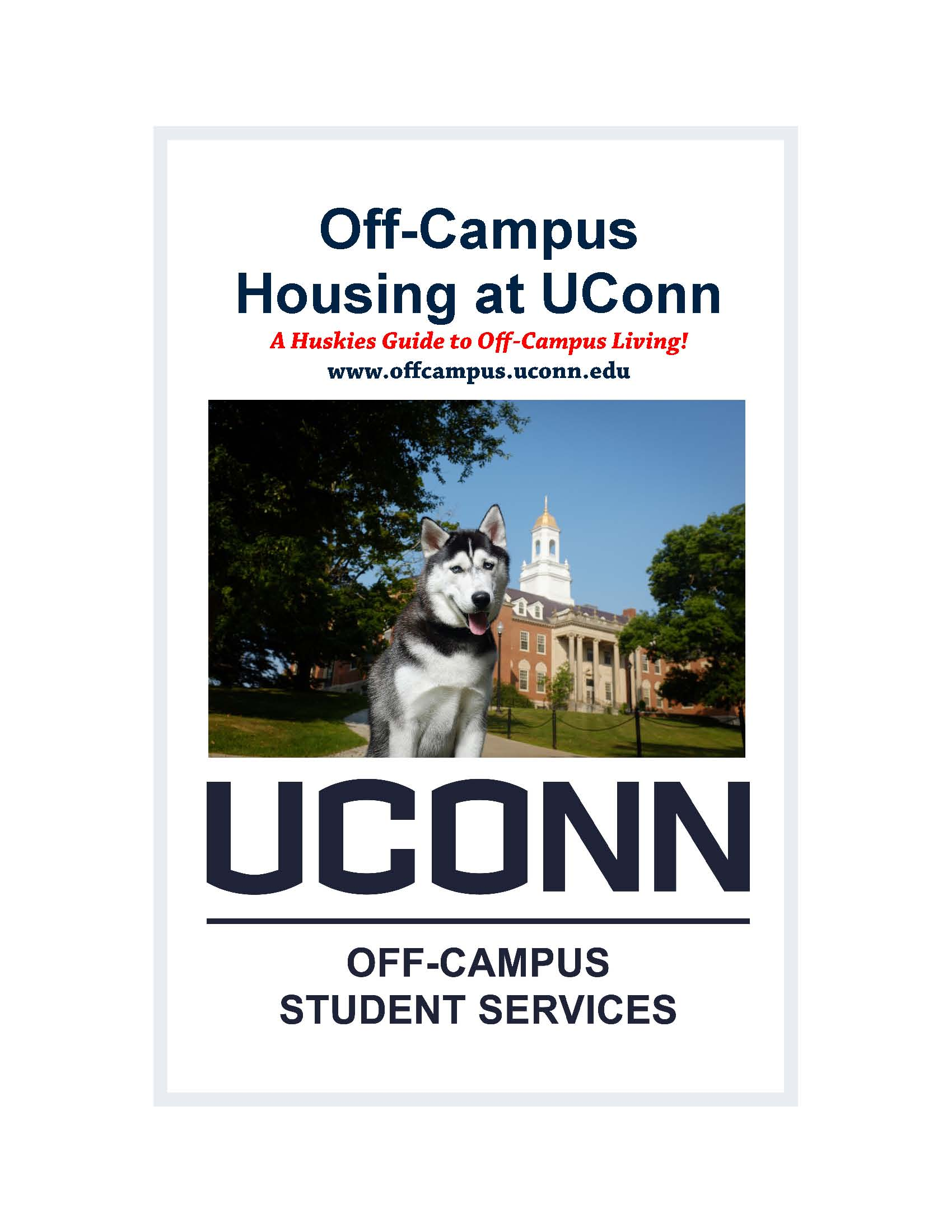 Off-Campus Housing Guide