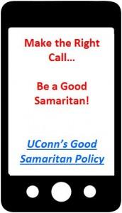 Samaritan policy