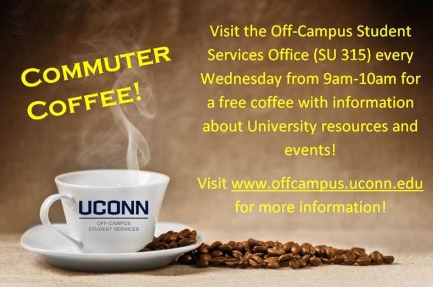 Commuter Coffee- FREE!