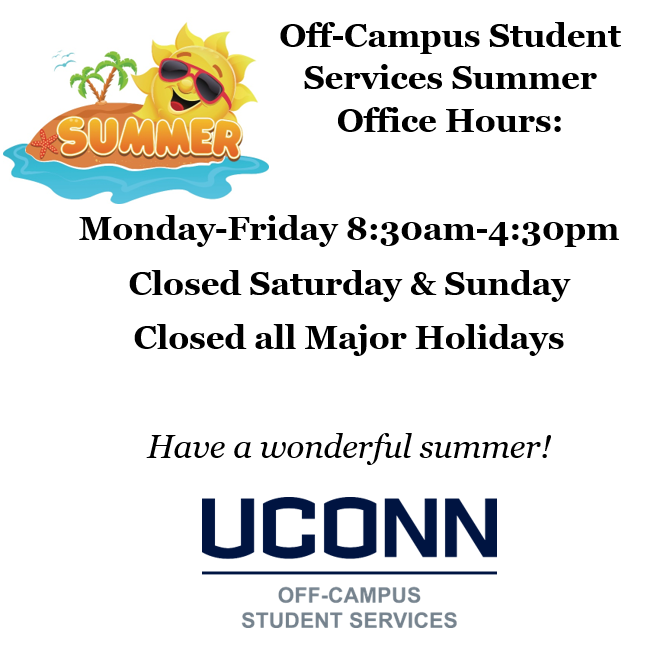Summer hours image