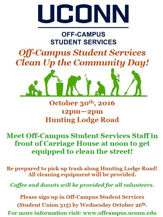 Clean Up the Community Day